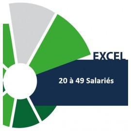 20 à 49 salariés - CCI du Morbihan (EXCEL)